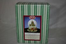 The San Francisco Music Box Company, Penquin in Train, Water Globe, musical new