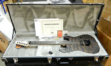 ESP LTD Burnt Tiger NEW George Lynch Signature Guitar w/ ESP CASE + COA
