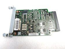 Cisco VIC2-2FXO 2-Port FXO Voice/Fax Interface Card 1D