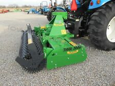 "Power Harrow &Packer Roller:Valentini Tg1800, 73"", 50-100Hp;Best Specs&Features!"