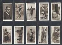 LAMBERT & BUTLER - THIRD RHODESIAN SERIES - FULL SET OF 25 CARDS