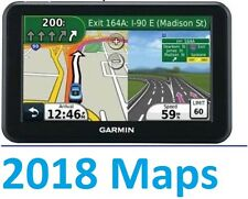 "Garmin 50LM 5"" GPS 2018 NA & Europe, Aus, NZ, Caribbean Maps Power button RB"