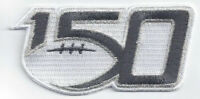 2019 NCAA College Football 150th Anniversary Patch Official Jersey Logo