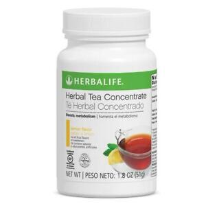 Herbalife 1.8oz Lemon Flavor Herbal Tea Concentrate Free shipping!!