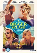 A Bigger Splash [DVD] [2016] [DVD][Region 2]