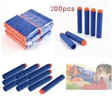 200PCS Niños Juguetes Suave Nerf Pistola Bala de Recarga de Dardos N-strike Toy