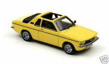 "Opel Kadett City C Aero Open ""Yellow"" 1978 (Neo Scale 1:43 / 43078)"