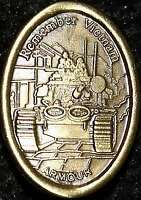VIETNAM VETERANS DAY BADGE - ARMOURED CORPS ANZAC BADGE