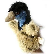 NEW PLUSH SOFT TOY HAND PUPPET Australian Edith The Emu