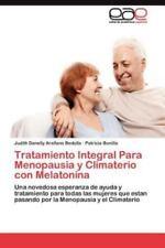 Tratamiento Integral Para Menopausia y Climaterio Con Melatonina (Paperback or S