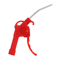 Air Line Blow Off Gun Pistol Type Blower Safety Metal Nozzle 10cm Tool-Hot