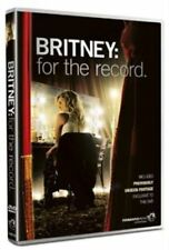 Britney Spears Britney for The Record 5030697015945 DVD Region 2