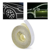 5mx1cm Silver Reflective Stripe Sticker Tape Car Truck Body Self Adhesive Decal