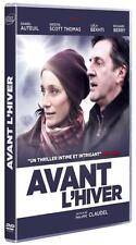 """DVD """"Avant l hiver"""" - Philippe Claudel - Daniel Auteuil - NEUF SOUS BLISTER"""