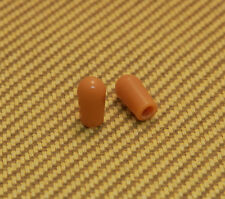 SK-0040-022 (2) Amber Guitar Toggle Switch Tips Gibson® /Switchcraft