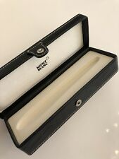 NEU MONTBLANC *Boheme* Leder Selection Stifte Etui Box Pen case NP:395€ -1562