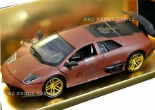 LAMBORGHINI MURCIELAGO 1:24 Scale Diecast Toy Car Model Die Cast Miniature
