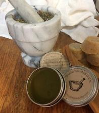 Thorne's Balm- Natural Organic Comfrey - Lavender Salve- 2oz Tin