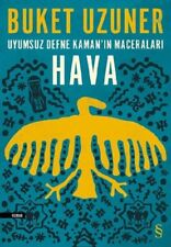 """Yeni """"Buket Uzuner-Uyumsuz Defne Kaman'ın Maceraları-HAVA """" Turkce Kitap 2018"""