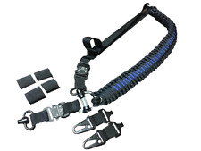 The SURVIVOR SLING    100% American Made By Veterans  Blue Line