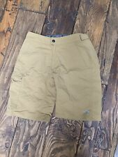Mint The North Face Cargo Mountain Bike Shorts Mens L Brown