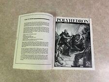 POLYHEDRON 1983 Issue 14 Volume 3 Number 5 RPGA Network TSR Newszine #T944