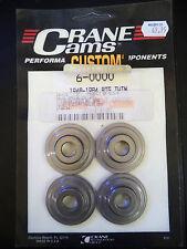 Crane Cams Valve Spring Collars - Titnium  #24-172