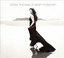 SARAH MCLACHLAN Closer The Best Of [Digipak] (CD, 2008) BRAND NEW & SEALED!!!!