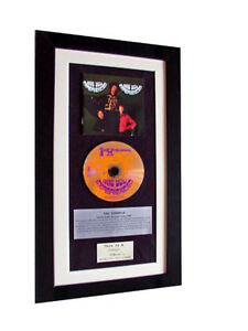 JIMI HENDRIX Are You Experienced CLASSIC CD TOP QUALITY FRAMED+FAST GLOBAL SHIP