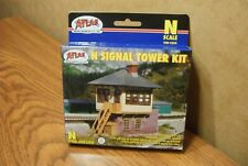 ATLAS N SCALE SIGNAL TOWER BUILDING KIT