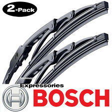 "GENUINE BOSCH Wiper Blades 22""/20"" Direct Connect Set of 2 (PAIR) ""OEM Quality"""