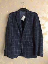 Hackett Mens 100% Linen Blazer Size:38L BNWT