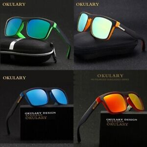 Polarized Sunglasses, Okulary Fashion, protection 400, HD Quality, whit Bag