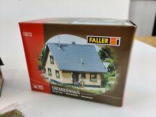 Faller H0 130223 Einfamilienhaus, zusammen gebaut