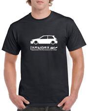 Japworx Toyota Starlet EP82 100% Cotton Crew Neck T-shirt