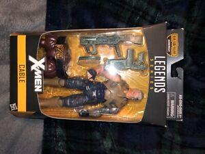 Marvel Legends X-Men CABLE from Juggernaut BAF X-Force Deadpool