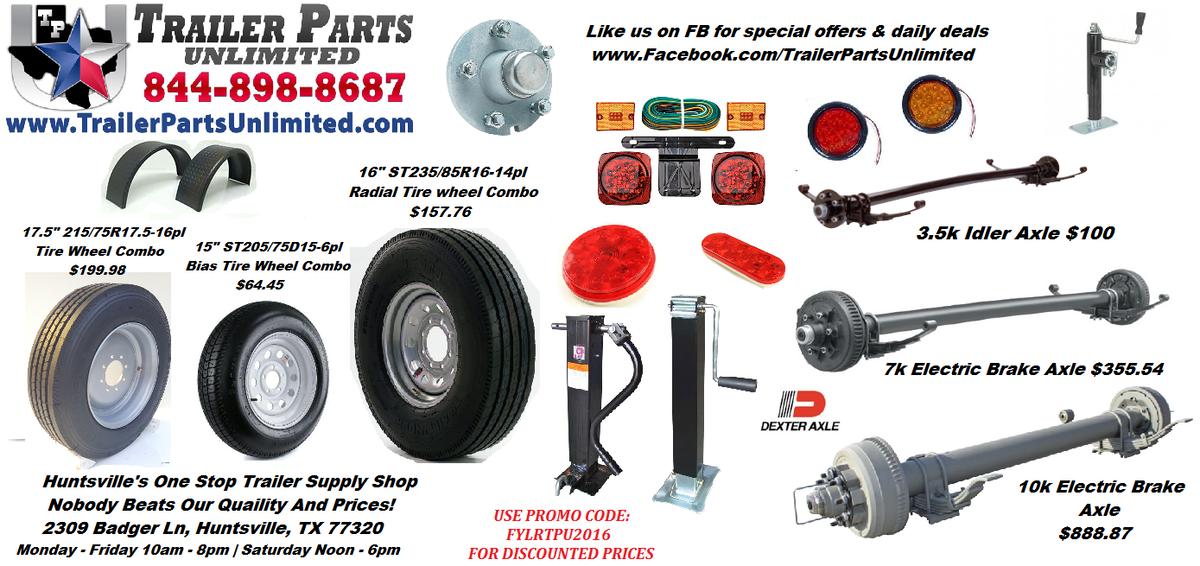 Trailer Parts Unlimited LLC.