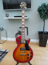 More details for epiphone les paul custom guitar - immaculate. june 2005 saein factory
