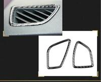 Carbon Fiber Air Conditioner Front Vent Trim für BMW 3 Series F30 F31 F34 A04