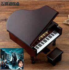 JAPAN SANKYO RED WINE PIANO MUSIC BOX : Hedwig's Theme Soundtrack