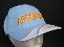 ARGENTINA ARGENTINIAN FLAG GORRA SOMBRERO HAT BASEBALL CASQUETTE