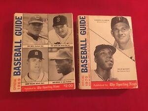 1969-2005 The Sporting News Baseball Guide / You pick 'em / Rose / Seaver