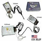 """USB to IDE, Mini-IDE, SATA 2.5"""" 3.5"""" External Hard Drive/CDRom/DVD Converter Kit"""
