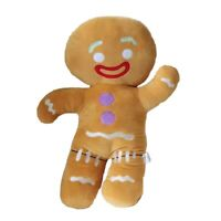 Shrek Gingy Gingerbread Man Soft Plush Stuffed Doll Toy Figure Gift Teddy Kids