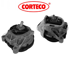 OEM Engine Motor Mount Hydraulic Lt & Rt 2pcs Corteco BMW X3 xDrive28i 2011-2012