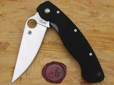 Spyderco Einhandmesser Military-C36GPE