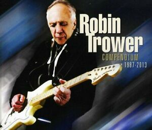 Robin Trower - Compendium 1987-2013 [CD]