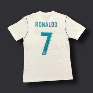 Cristiano Ronaldo Real Madrid Signed Shirt