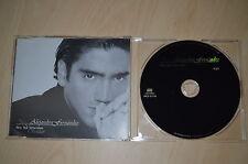 Alejandro Fernandez - No se olvidar. CD-Single promo