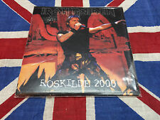 IRON MAIDEN ROSKILDE 2000 THE SOUNDBOARD LINE CD SILVER CD VERY RARE